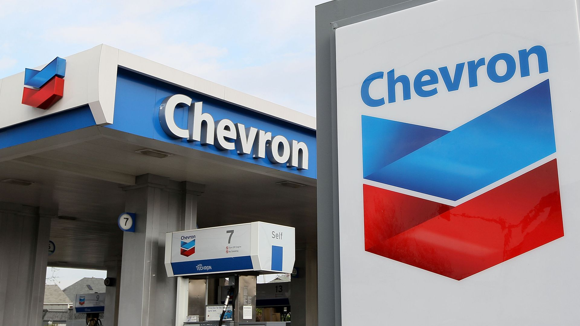 For The Development of Crude Oil Port, Companies Are Dealing with Chevron