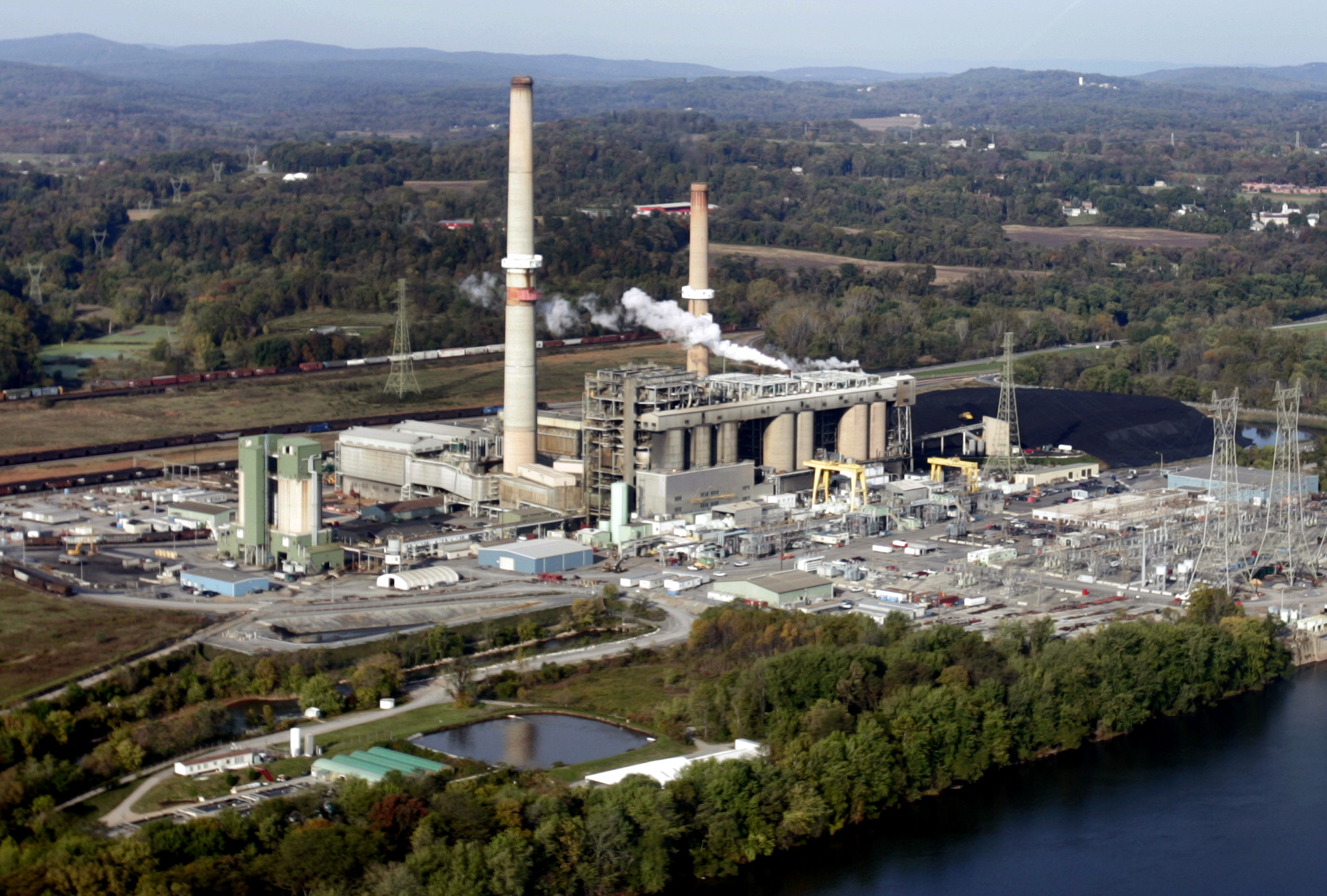 Talen Energy Gets $1 Million Fines Over Pollution at The Power Plant