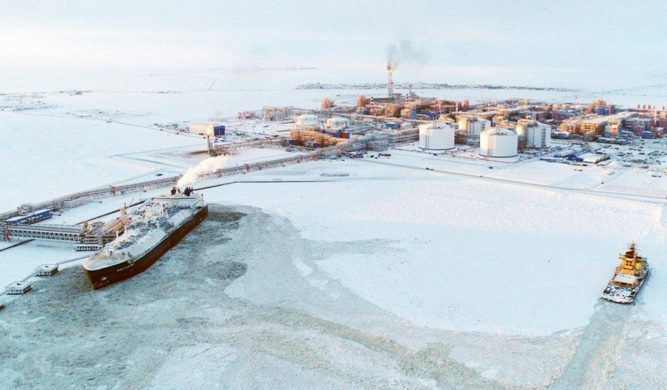 Total and Associates Greenlit Russian Artic LNG 2 Development Venture