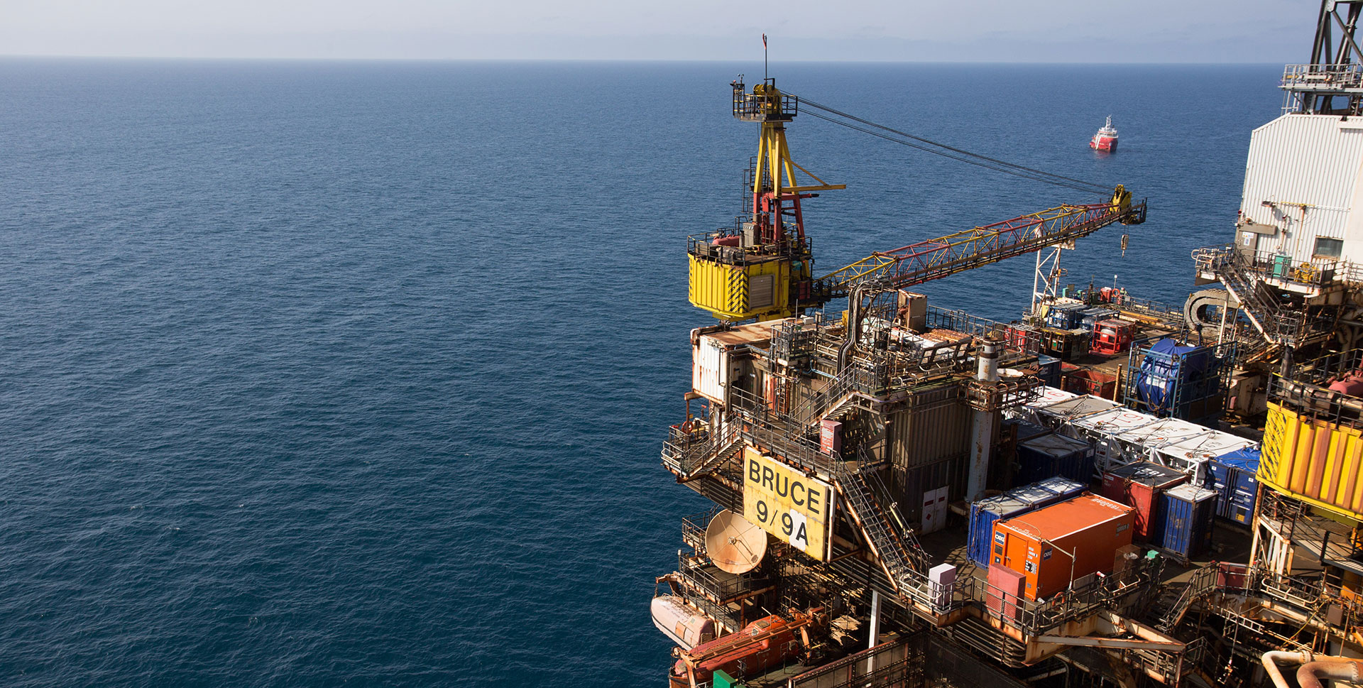 Serica Energy Adopts Restrata for Real-Time Monitoring of Workers in North Sea