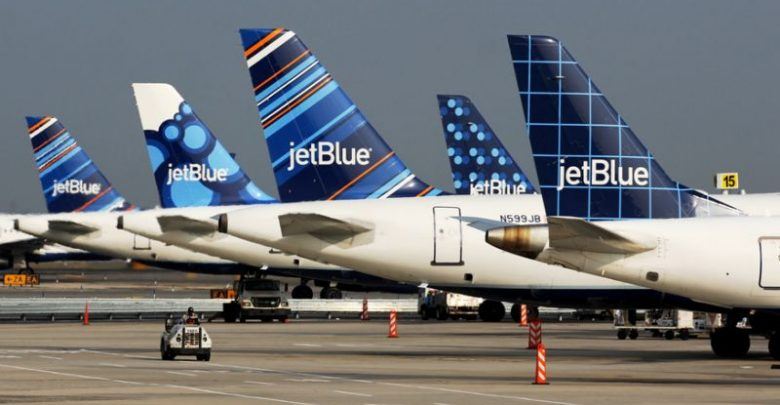 JetBlue Announces Plans to Become Carbon Neutral by 2050