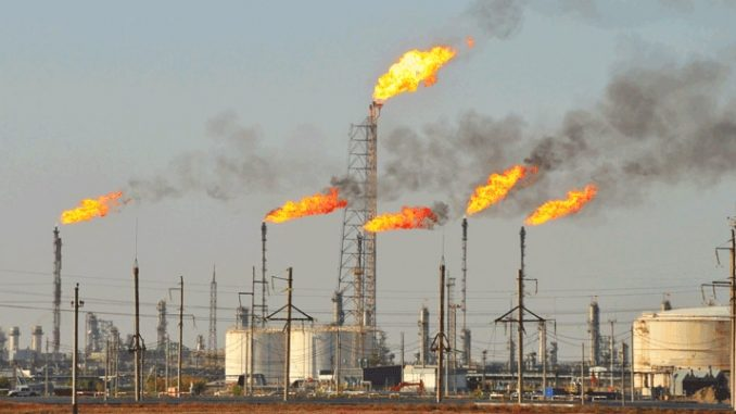 Texas Regulator List Down States Companies Responsible for Natural Gas Flaring